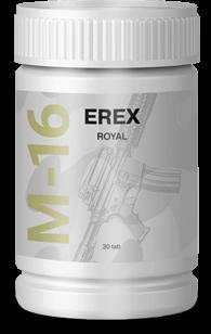 Erex M-16 What is it?
