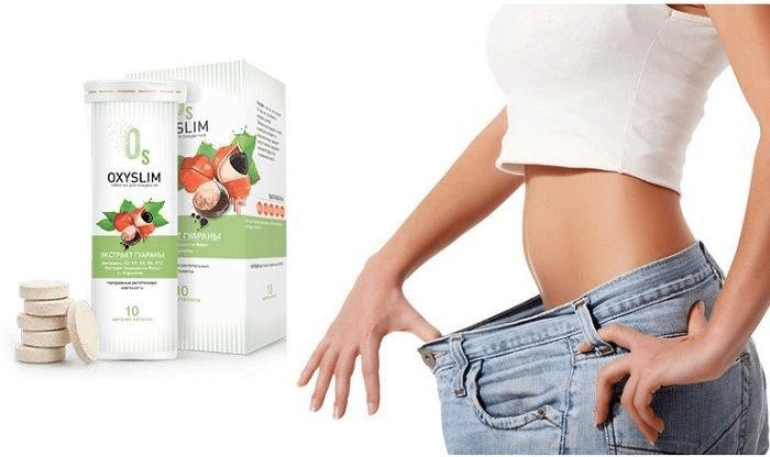 OxySlim What is the product?