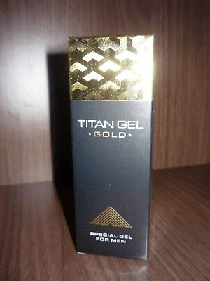 Titan Gel Gold What is the product?