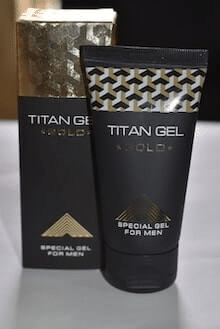 Titan Gel Gold How to take the goods?