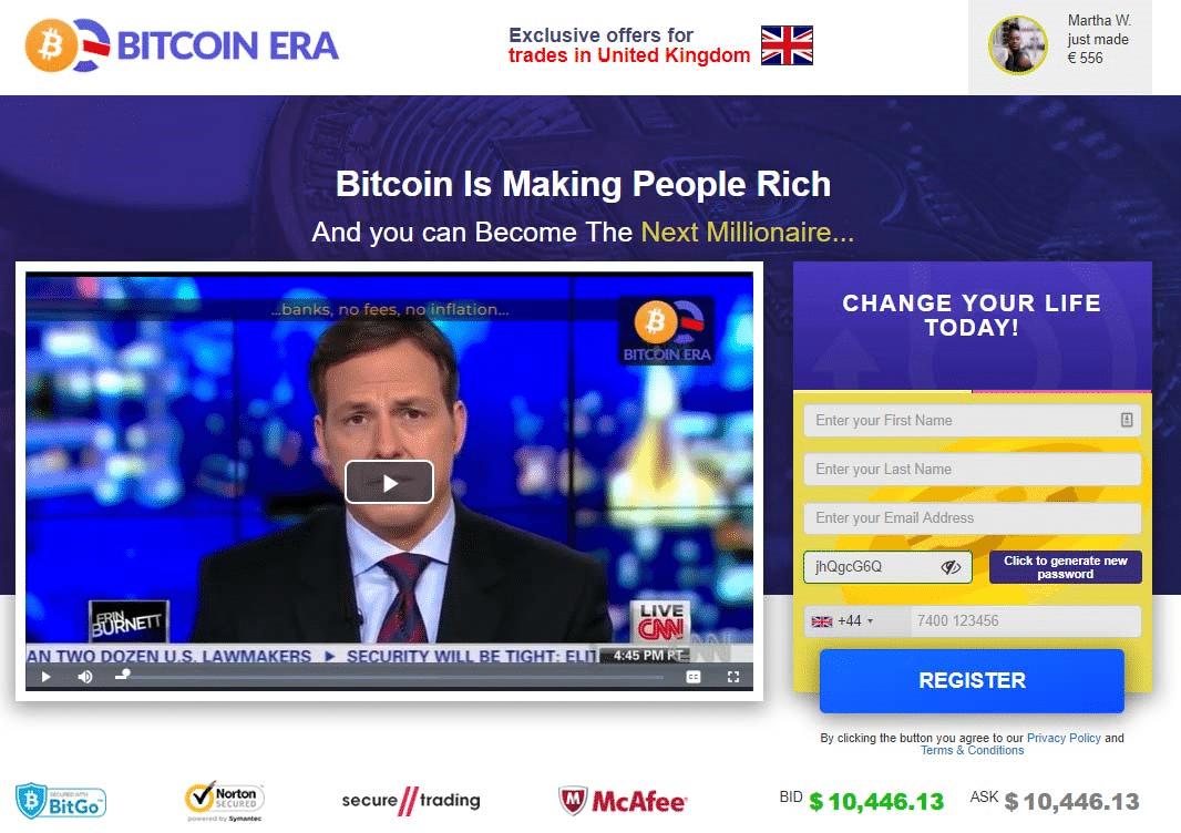 Bitcoin Era Is Bitcoin Era Legit? The Verdict!