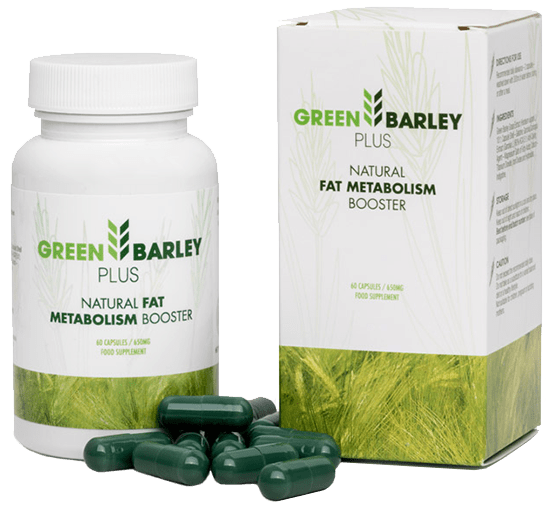 Green Barley Plus What is it?