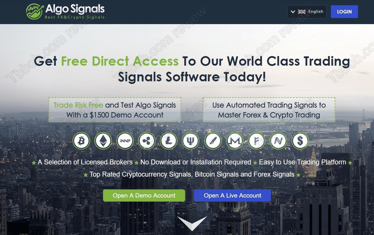 Algo Signals Is Algo Signals Legit? The Verdict!