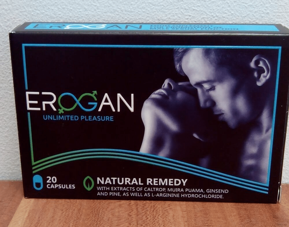 Erogan What is the product?