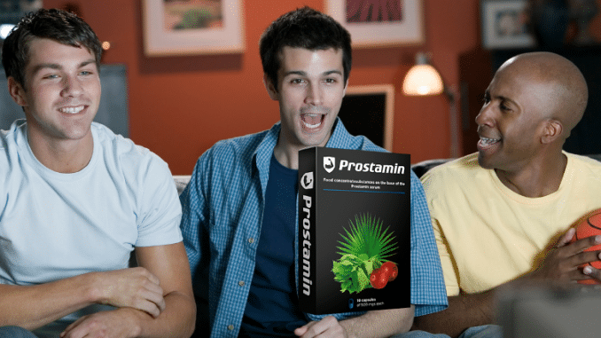 Prostamin What is the product?