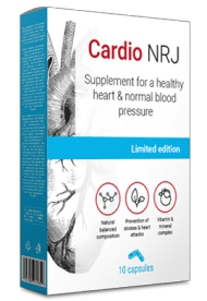 Cardio NRJ What is it?