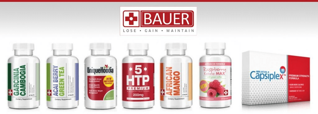 Bauer Nutrition What is it?