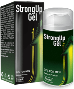 StrongUp Gel What is it?