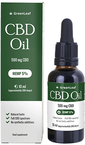Green Leaf CBD Oil What is it?