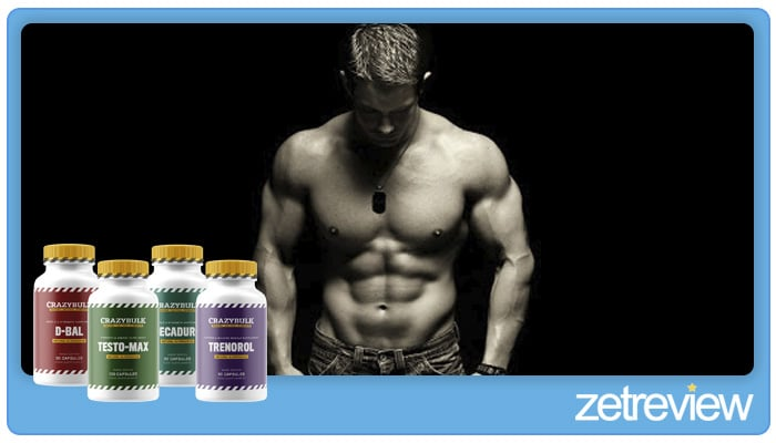 Crazy Bulk What is the product?