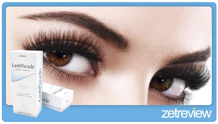 LashParade What is the product?