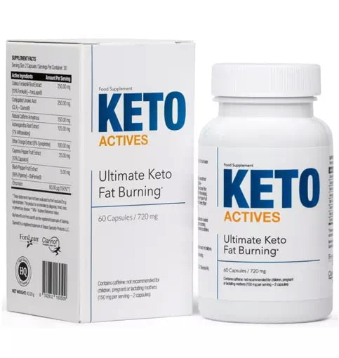 Keto Actives What is it?